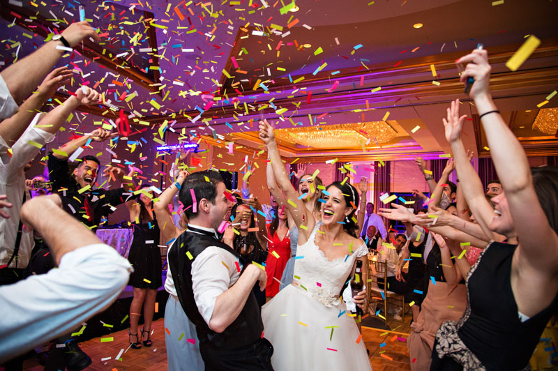 6 Amazing Wedding Party Events