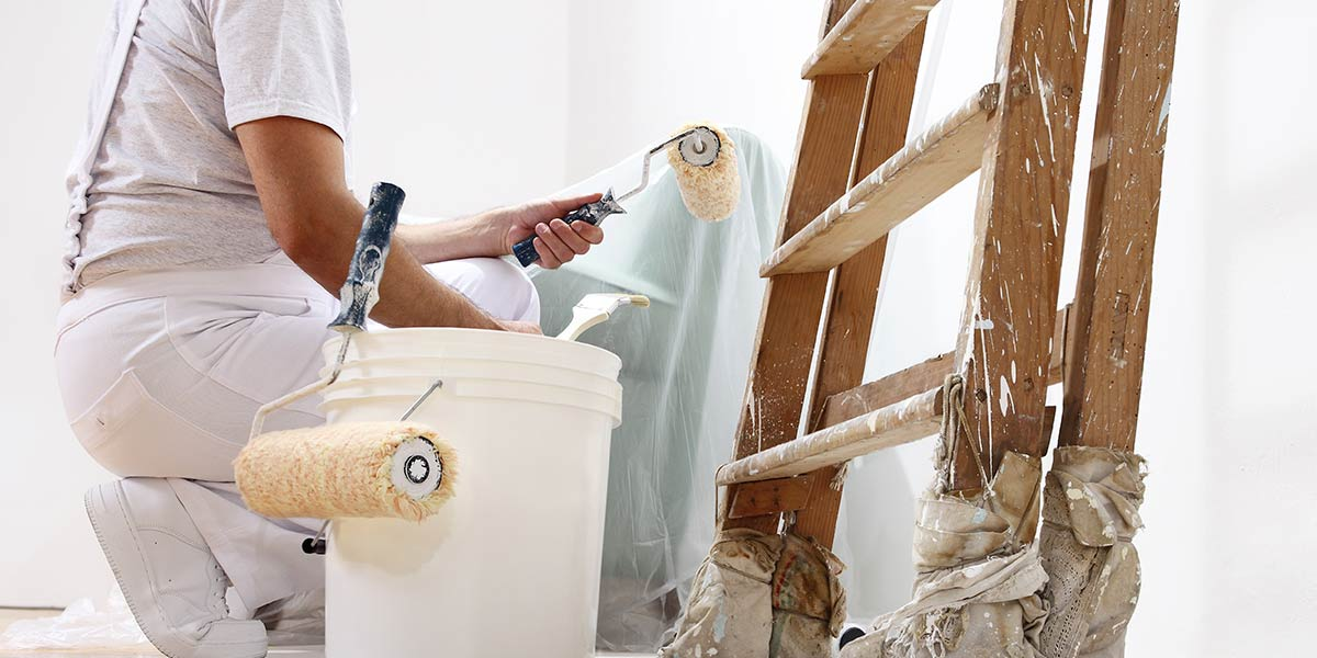 For Centuries Now, People Have Been Using Paint For All Kinds Of Things And  A Number Of Ways. People Could Use Paint To Redecorate, Landscape, Fence,  Etc.
