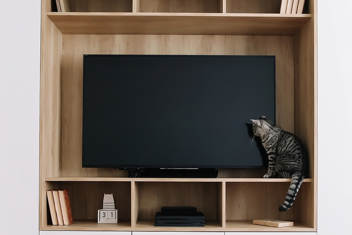 6 Creative Ways on How to Decorate a TV Stand